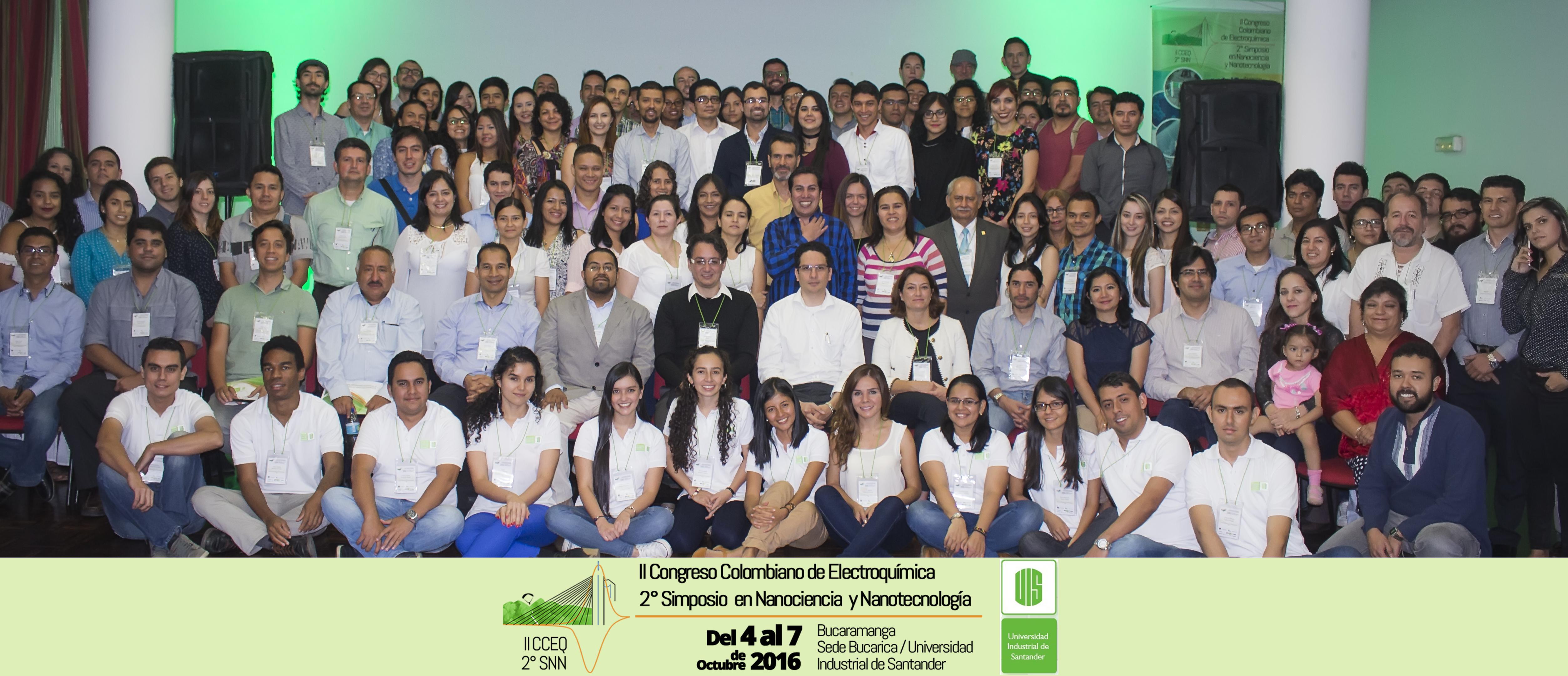IICCEQ Y 2°SNN - FOTO OFICIAL